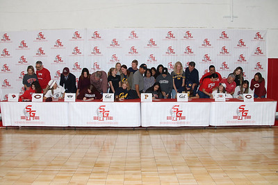 Fall 2019 Signing Day