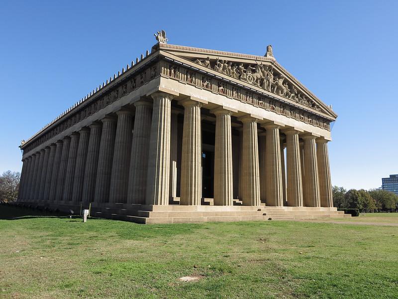 Nashville - Parthenon