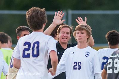 Broughton vs Leesville | Varsity Soccer