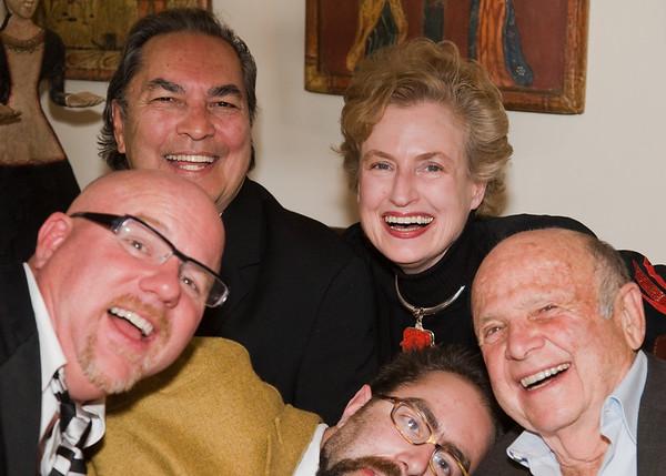 Santa Fe Film Festival Honors Mr. Lynn Stalmaster