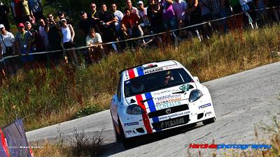 ERC Rally Bulgaria 2011