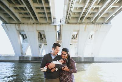 Maral + Brian Family