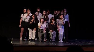 2019-01-31 Joseph a capella concert