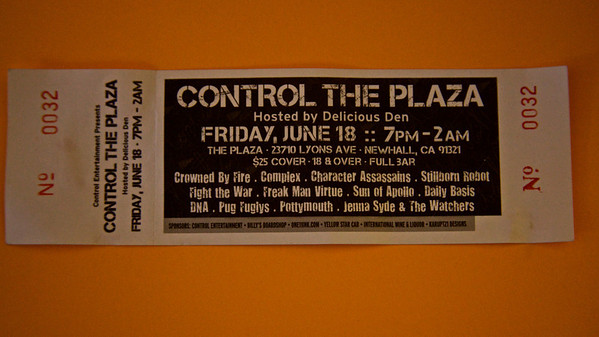 FTW @ the Plaza