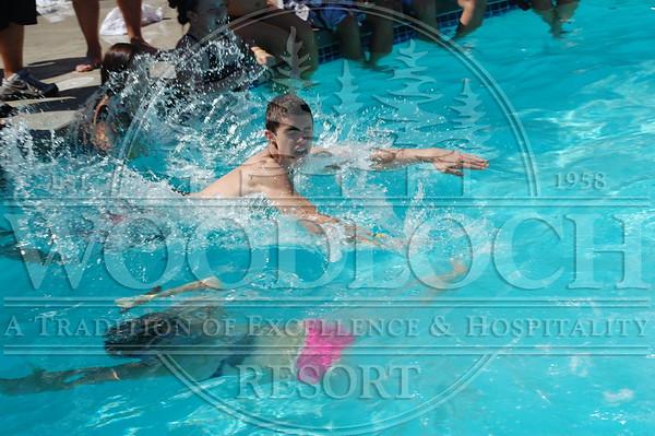 August 23 - Pool Games