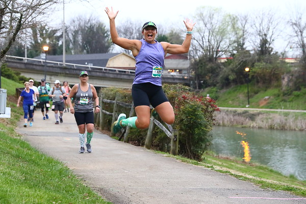 2018 Pistol Ultra, 3.71 mile mark near fountain, Saturday