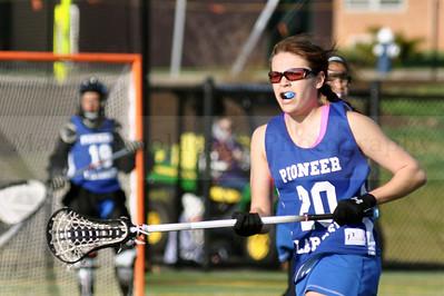 Lampeter-Strasburg Girl's Lacrosse v Eph 3.29.12