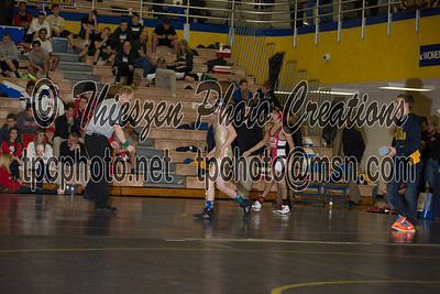 Wrestling Sectionals