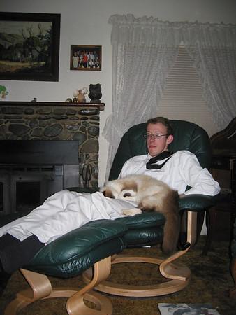 Feb - Aug 2003 - Random Family Pictures
