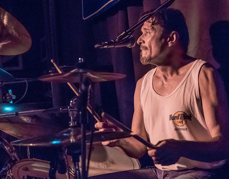 Tom Benton--Jeff Dayton and Friends-The Narrows Blues Saloon 2015