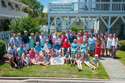 Sheehan - Blanco - McCusker  Family Reunion  7/8/2017