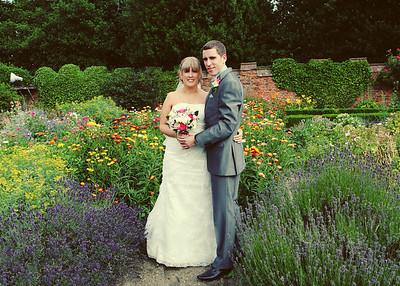 Alanna&Ben, Haughley Park Barn