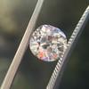 1.62ct Antique Cushion Cut Diamond GIA J VS1 23