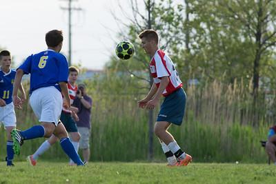 U15 Boys Game 5-22-14
