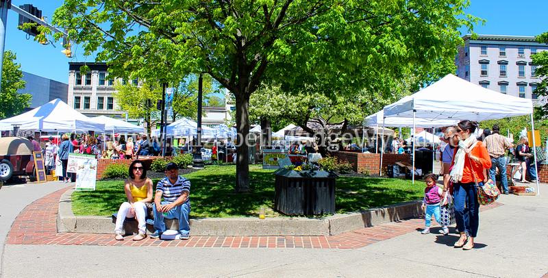 Easton Farmers Market, Easton, PA  5/4/2013