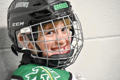 Arrows VS Cranford Hockey Club ( W 8-2) 2-16-19