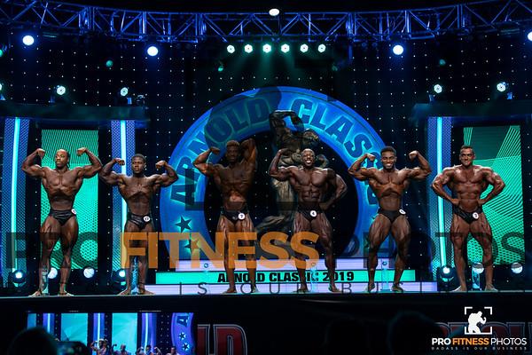 Classic Physique Finals