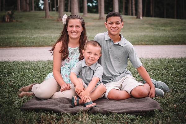 Kaden, Kaylee, & Lucas