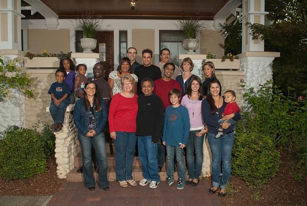 Ramdial Family 2010