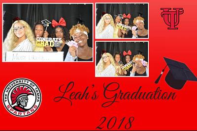 5.26.18 Leah Cordier Grad Party (Kiosk)