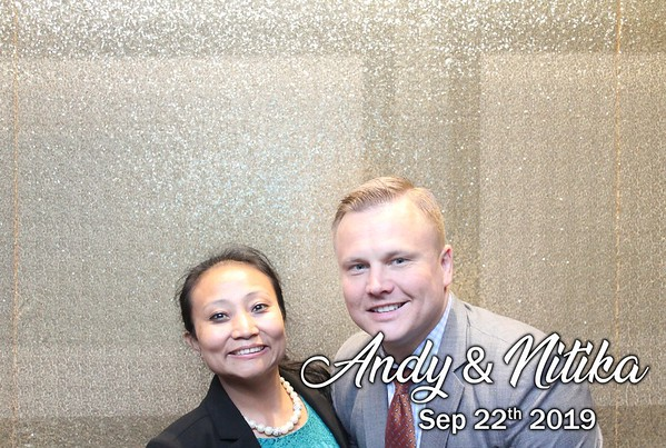 Andy & Nitika Custom