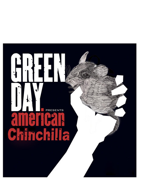 The Rejected American Idiot Cover Design (specially made by me, Josh) =)