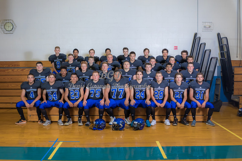 SHS Football Team Pictures