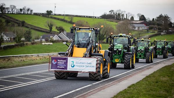 Livingstone Christmas Tractor Run 2018