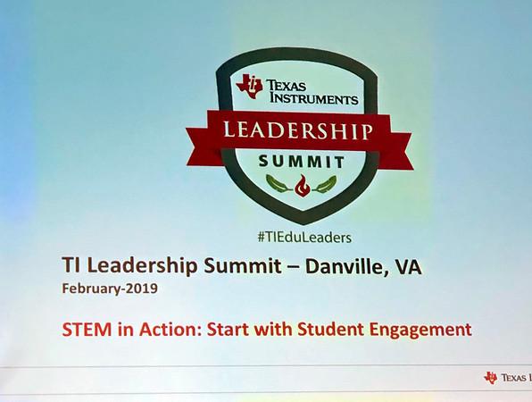TI Leadership Summit 2019