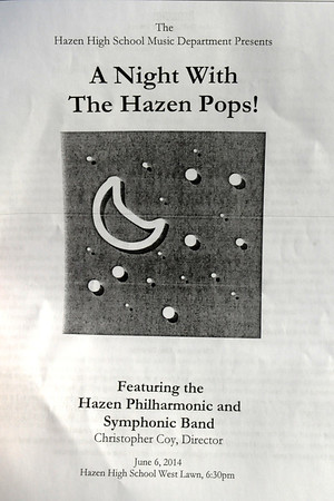 A Night With The Hazen Pops!