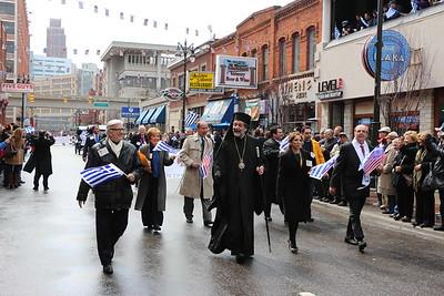 Greek Parade 2013