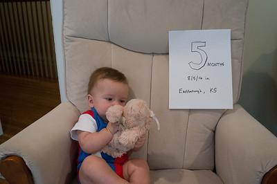 Connor 5 months