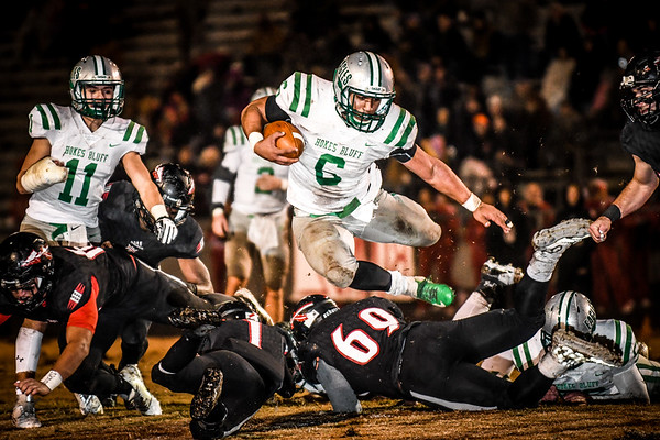 Hokes Bluff v. North Jackson, November 16, 2018