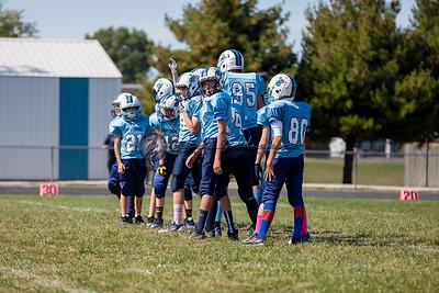 Illini Middle School Football 2015