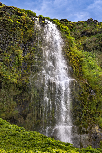 Iceland Waterfall #50  Photography by Wayne Heim
