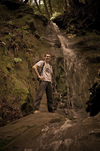 Hiking (Nisene Marks) 03/29/12