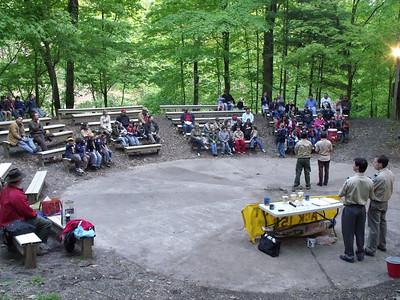 2010 Pack 152 Closing Campfire
