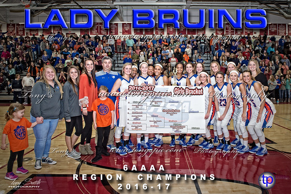 Lady Bruins 2016-17