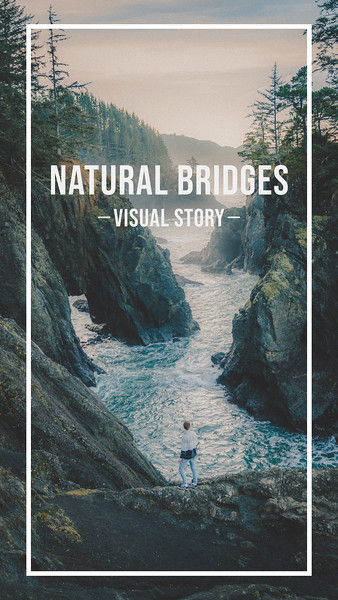 Natural Bridges Visual Story