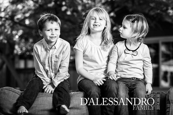Carey + Jamie and Kids (Family Photography) @ Menlo Park, California