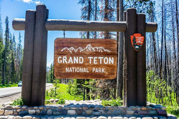 Grand Teton Nation Park