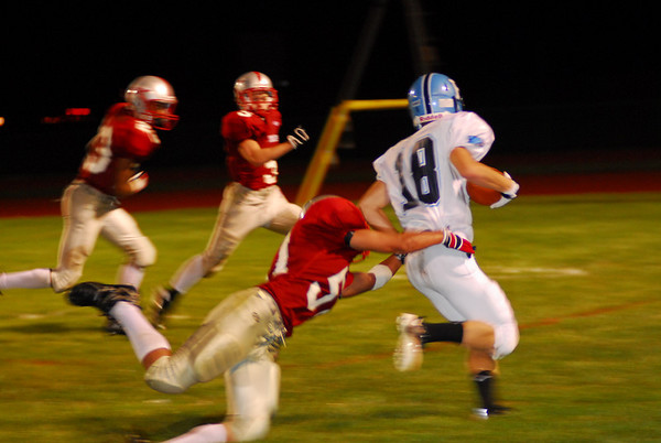 Stebbins Football 2009