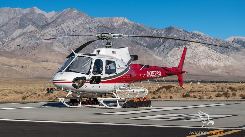 Sycan Corp / Eurocopter AS 350 B3 / N352SA