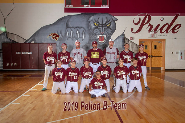 2019 B-Team Baseball