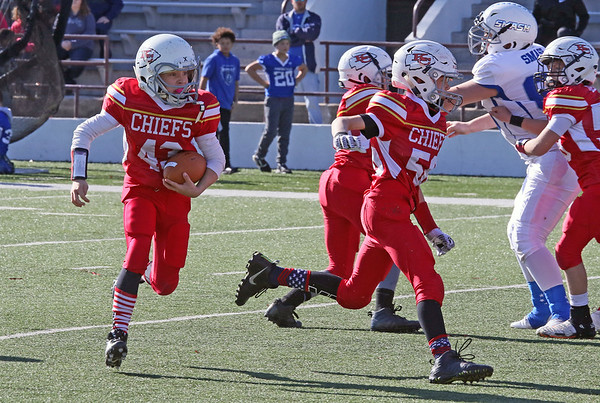 Chiefs In CYFL Championship Game