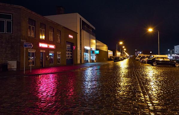 Scheveningen at Night