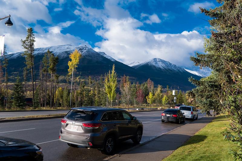 Connaught Drive, Jasper