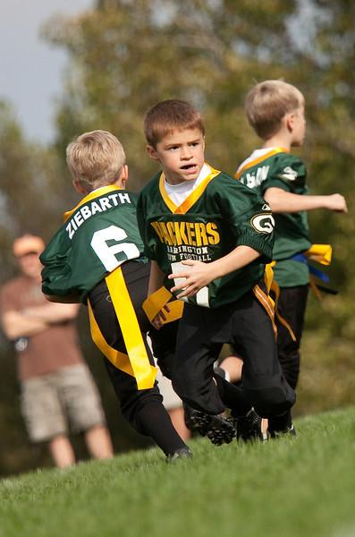 Packers Football - September 27, 2009 - -47