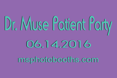 2016-06-14 Dr. Muse Patient Party