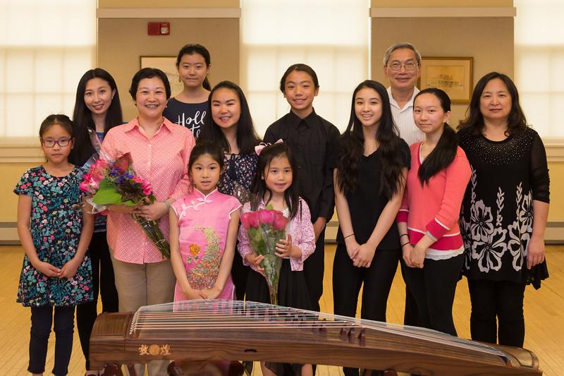 2017-06-03 Spring Guzheng Recital